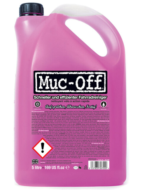 Muc-Off Cycle Cleaner 5l pink/transparent